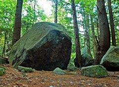 Rock Climbing Photo: Boulder X