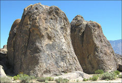 Rock Climbing Photo: Tootsie Pop and Rock Candy Towers. Photo by Blitzo...