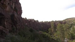 Rock Climbing Photo: view of the area from the unemployment wall lookin...