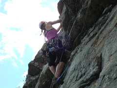Rock Climbing Photo: Arrow, The Gunks
