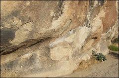 Rock Climbing Photo: Gripper Traverse. Photo by Blitzo.