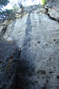 Rock Climbing Photo: Black Rainbow 5.11b is still considered part of Th...