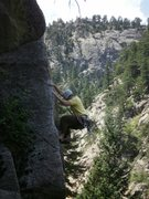 Rock Climbing Photo: Sword In The Stone  If that is you, let me know, I...