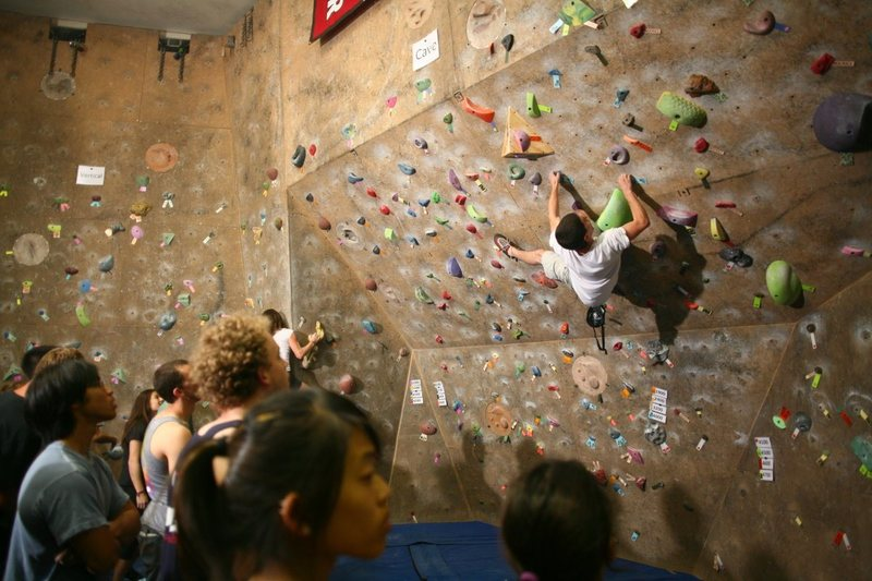 Boulderdash 2011 Annual community competition
