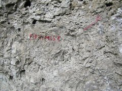 Rock Climbing Photo: Optimist