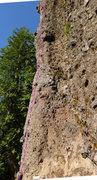Rock Climbing Photo: Excalibur