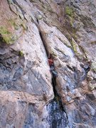 Rock Climbing Photo: He saw it and said it had to be climbed.  He showe...