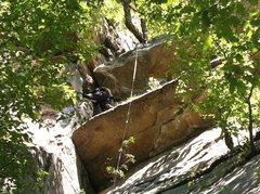 Rock Climbing Photo: Double Chin