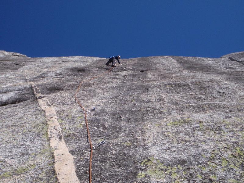 Rock Climbing Photo: Cheetos & Everclear, Dozier Dome