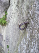 Rock Climbing Photo: Would you clip this?