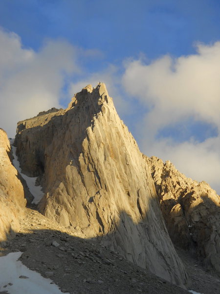 Rock Climbing Photo: The Hulk