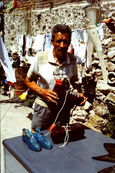 Don Raul Revilla, The Grandfather of Mexican Rock Climbing