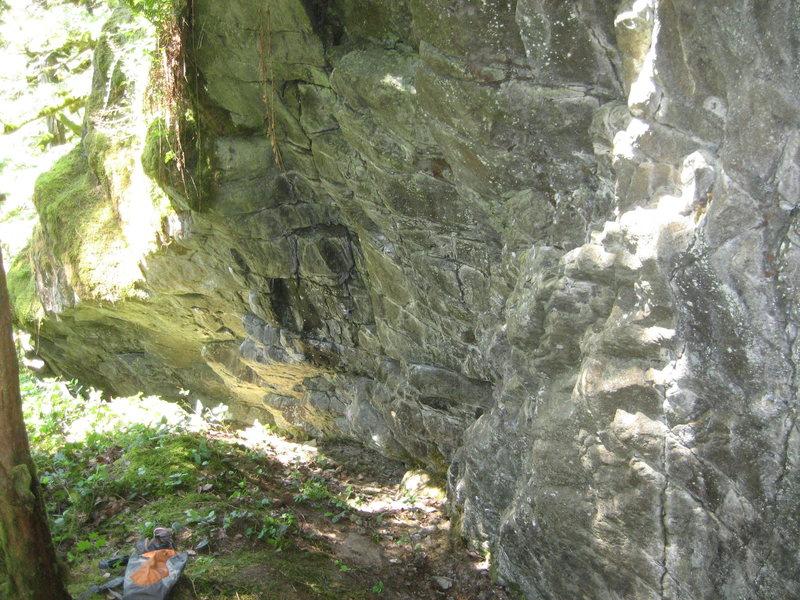 Rock Climbing Photo: zunga bouldering wall