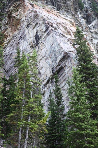Rock Climbing Photo: Air Voyage
