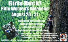 Rock Climbing Photo: Rifle Women's Weekend