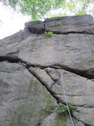 Rock Climbing Photo: Zee Crack Protect zee second