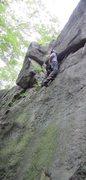 Rock Climbing Photo: Zee Crack