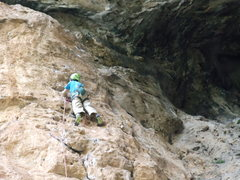 Rock Climbing Photo: sik 5.11 in Camarasa near Balaguer, Spain