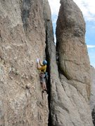 Rock Climbing Photo: Which way is up? Credit: EFR