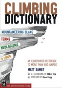 Rock Climbing Photo: The Climbing Dictionary