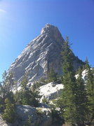 Rock Climbing Photo: crystal crag