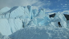 Rock Climbing Photo: Matanuska Glacier
