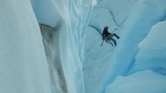 Rock Climbing Photo: Matanuska glacier