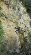 Rock Climbing Photo: Dragonfly Creek, AK