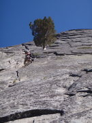 Rock Climbing Photo: Knapsack Crack, Hogsback, Lover's Leap