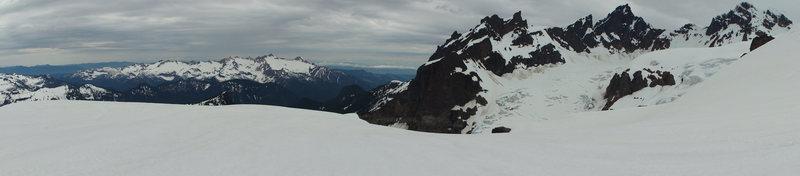 Must return to Mt Baker...