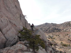 Rock Climbing Photo: Verizon air card gets you on the internet from cer...