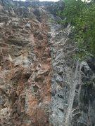 Rock Climbing Photo: Vikings at Section M, Rifle.