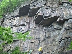 Rock Climbing Photo: Otter Lake Roofs