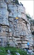 Rock Climbing Photo: Secret Knowledge Overkill