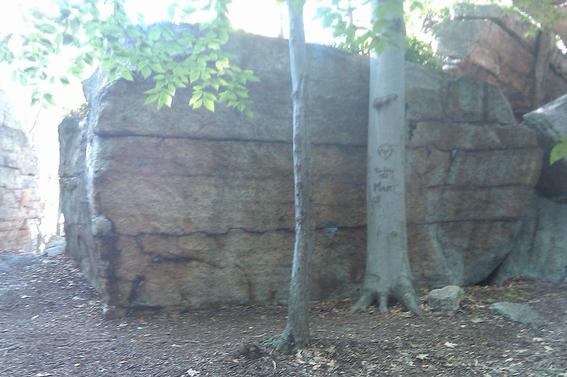 Rock Climbing Photo: Many more problems in the V0-V2 range.  Unfortunat...