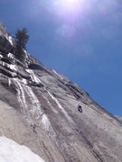 Rock Climbing Photo: West end of Dozier Dome