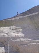 Rock Climbing Photo: Wind Tunnel, DAFF Dome
