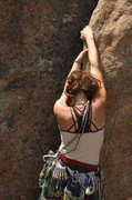 Rock Climbing Photo: New Mexico