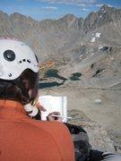Rock Climbing Photo: Mt. Goode