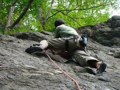 Rock Climbing Photo: egg mcmeadows