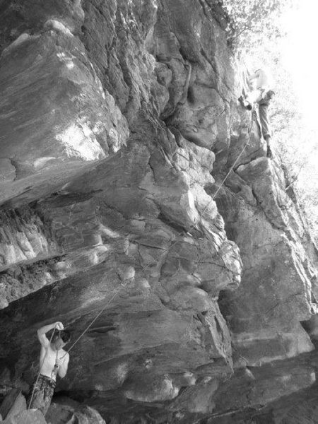 Rock Climbing Photo: obi won ryobi