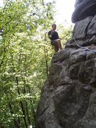 Rock Climbing Photo: New River Gorge, WV