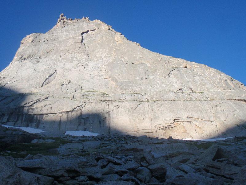 Rock Climbing Photo: Spearhead 2