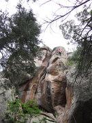 "Rock Climbing Photo: Corey Ellison says...""What's the Point?""..."