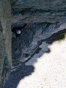 Rock Climbing Photo: Kealsea following pitch 3