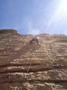 Rock Climbing Photo: Mentmore sandstone