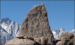 "Rock Climbing Photo: Jona Price on ""Shark's Fin Arete"". Alaba..."