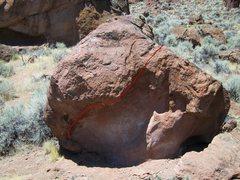Rock Climbing Photo: Oonterkloggen Traverse