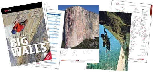 Yosemite Big Walls - 3rd Edition.