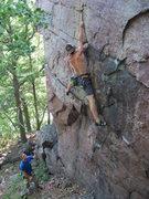 Rock Climbing Photo: Remo.